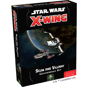 Scum and Villainy Conversion Kit 1