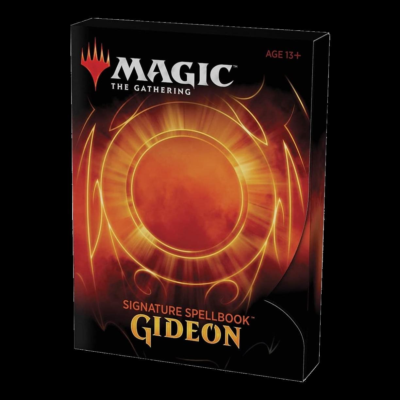 Signature Spellbook Gideon 1