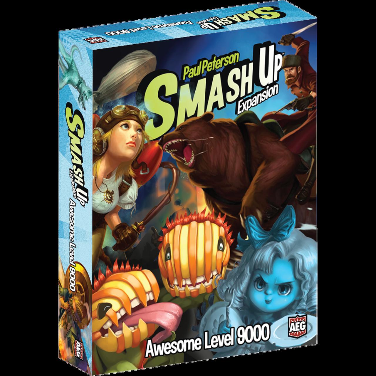 Smash Up Awesome Level 9000 1