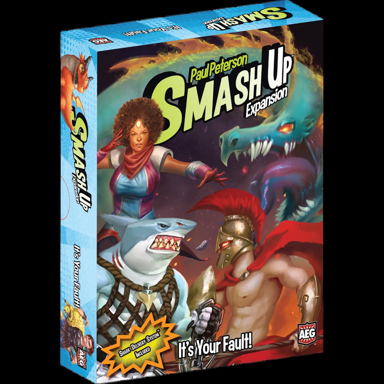 Smash Up It's Your Fault 1
