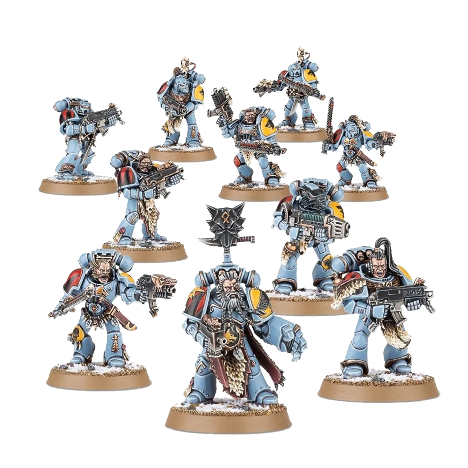 Space Wolves Pack 1