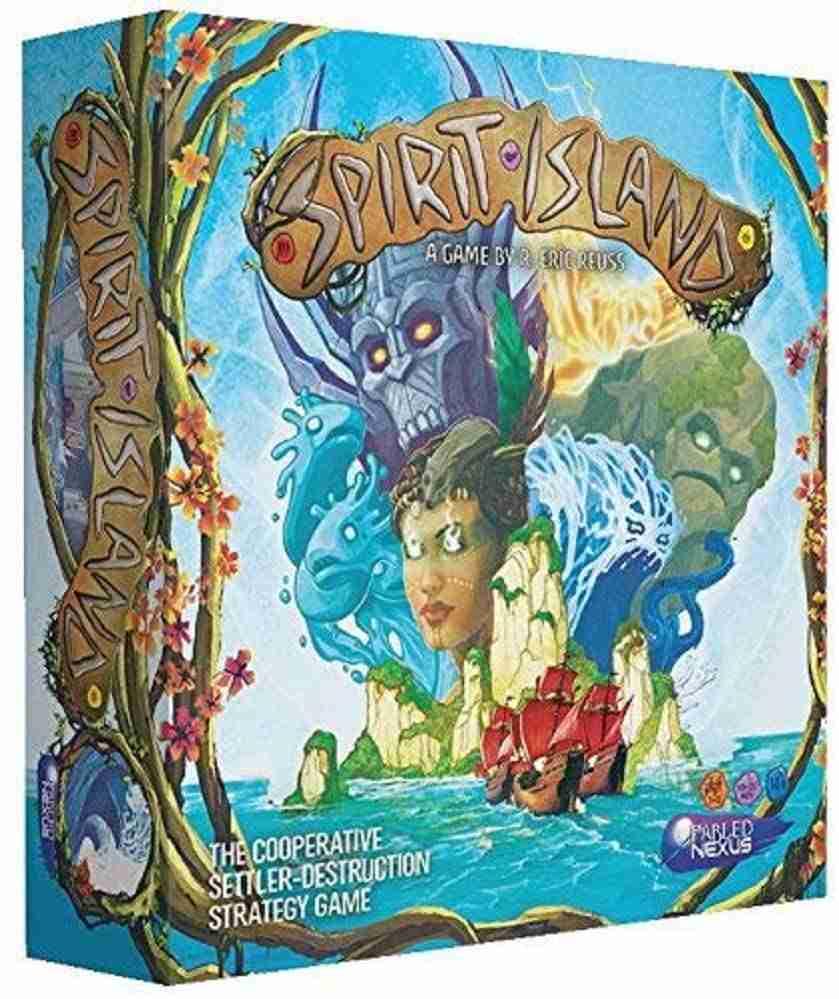 Spirit Island 1