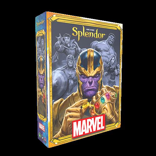 Splendor Marvel 1