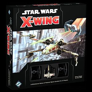 Star Wars X-Wing 1