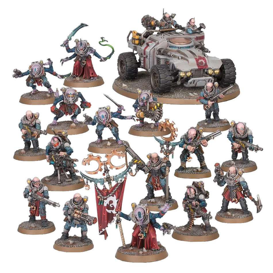 Start Collecting Genestealer Cults 1
