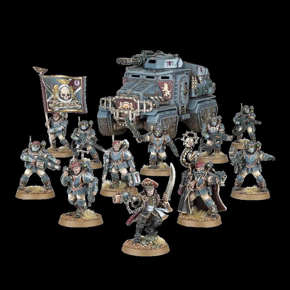 Start Collecting Militarum Tempestus 1