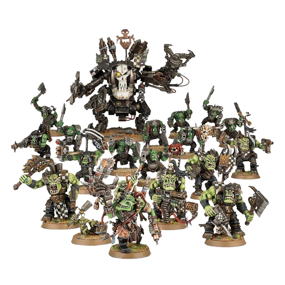 Start Collecting Orks 1