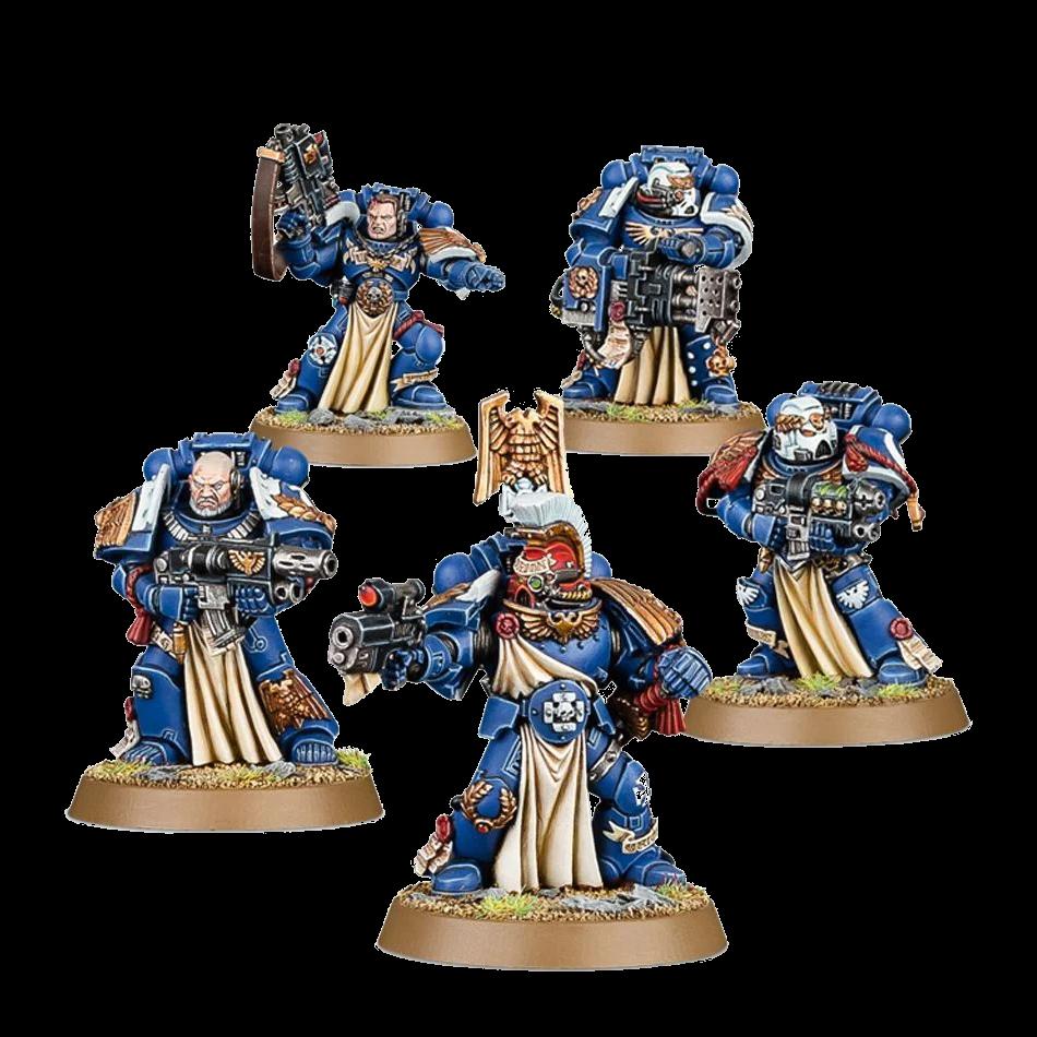 Sternguard Veteran Squad 1