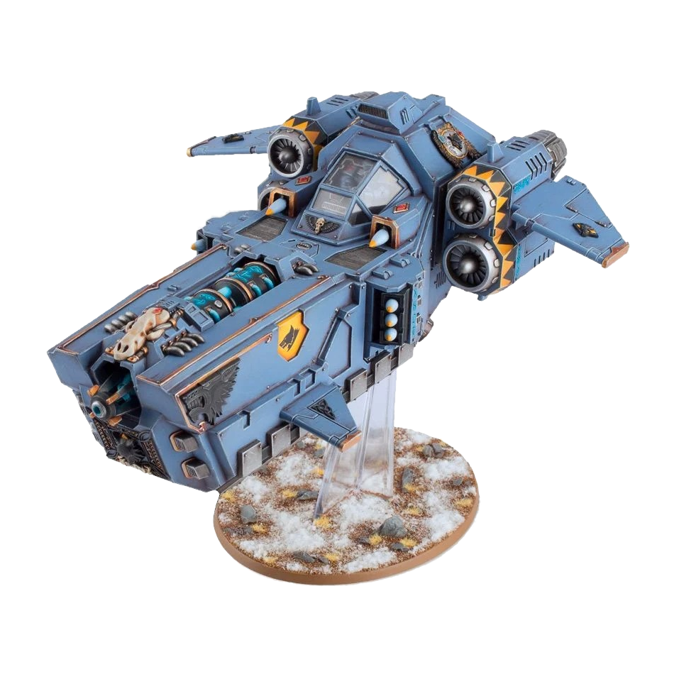 Stormfang Gunship 1