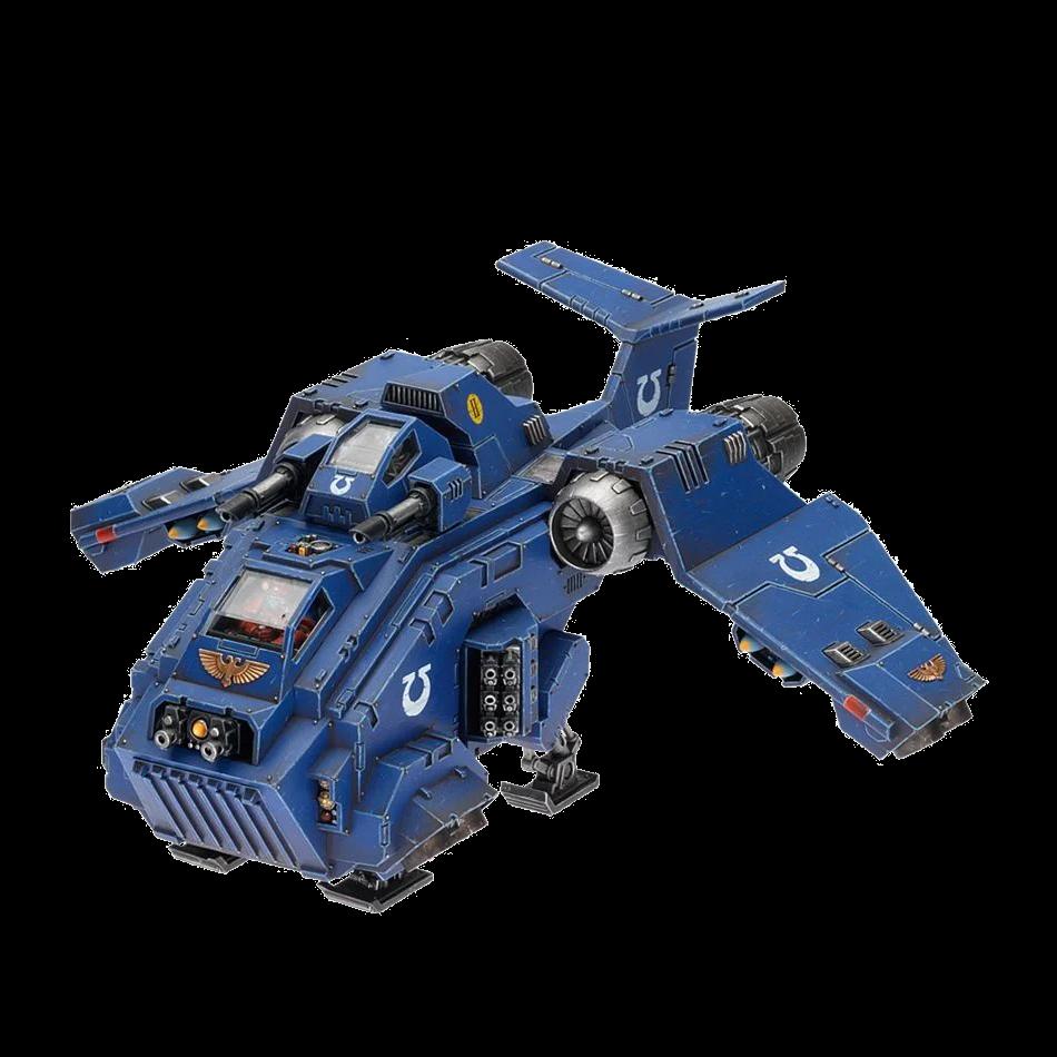 Stormraven Gunship 1