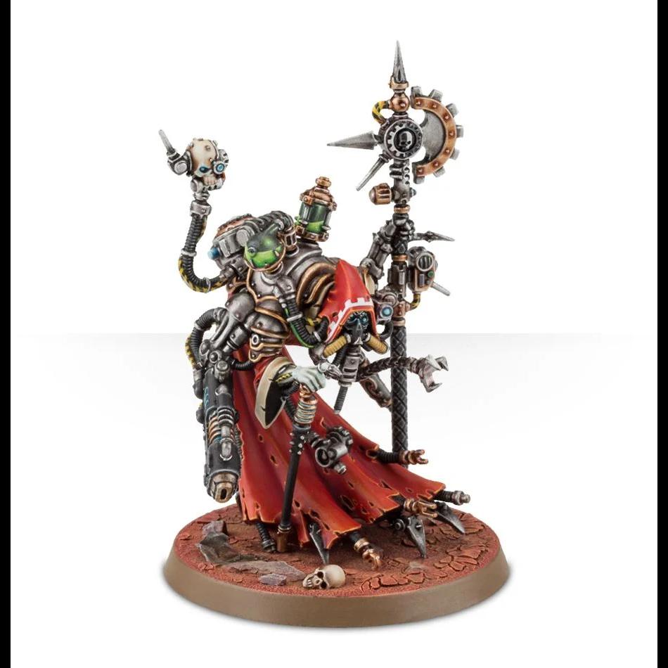 Tech-Priest Dominus 1