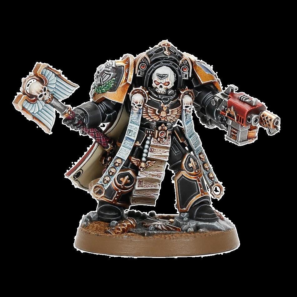 Terminator Chaplain Tarentus 1