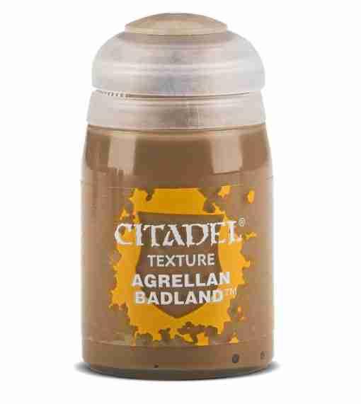Texture Agrellan Badland