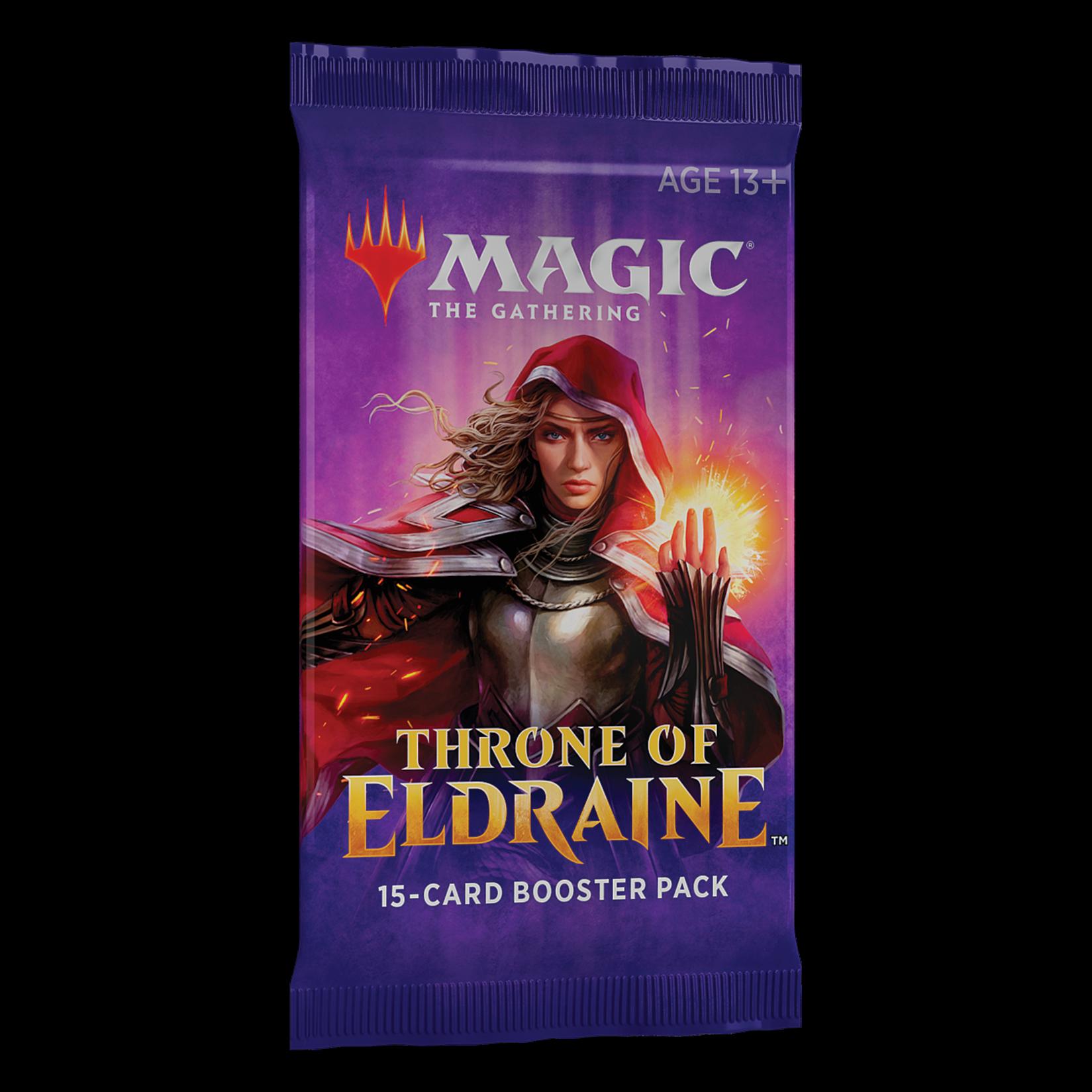 Throne of Eldraine Draft Booster