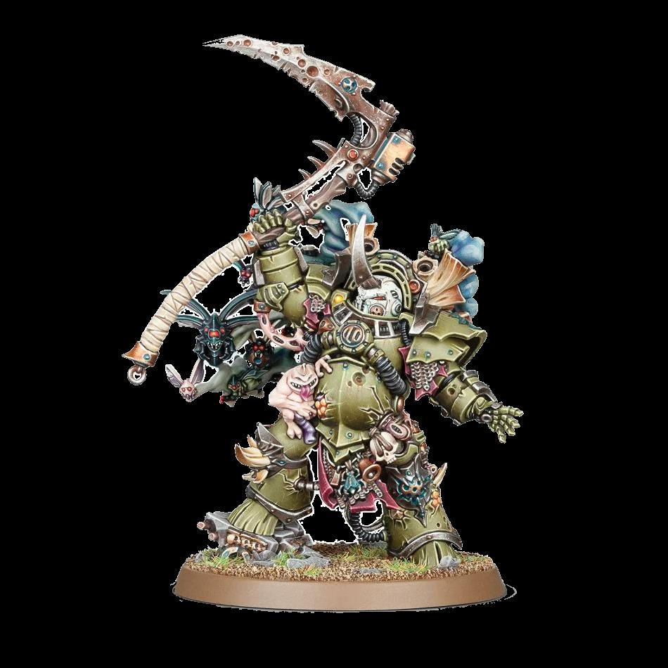 Typhus, Herald of the Plague God 1