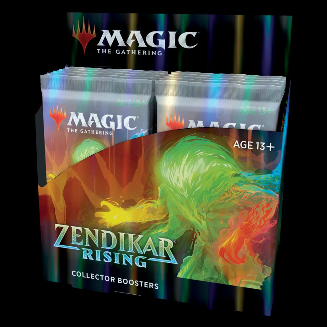 Zendikar-Rising-Collector-Booster-Box