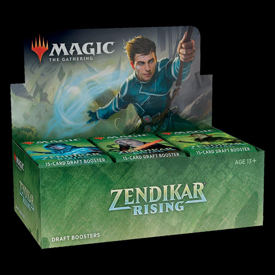 Zendikar-Rising-Draft-Booster-Box